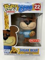 Funko Pop! Ad Icons Golden Crisp #22 Sugar Bear Target Exclusive