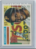 1998 Topps Factory Sealed - 1956 Roberto Clemente Pittsburgh Pirates RARE Mint