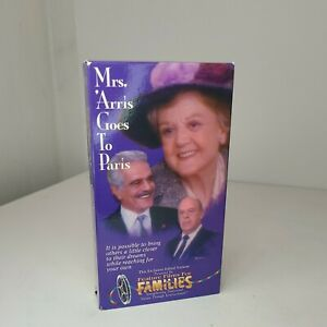 Mrs. 'Arris Goes To Paris (1994 VHS) Feature Films For Families