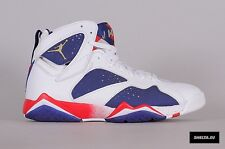 2016 Nike Air Jordan 7 VII Retro Olympic USA Size 12. 304775-123 1 2 3 4 5 6
