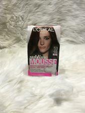 ​Loreal Sublime Mousse 53 Golden Medium Brown Haircolor BB07