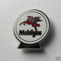Mobilgas Oil Gas Fuel Lapel Pin Hat pin badge 3/4 inch in size