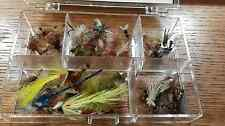 160 - Grab Bag Wet & Dry Flies (Box not included) -  Trout