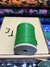 Gudebrod Fishing Rod Winding thread Ncp Size D.  Medium Green 6779. 1 S.