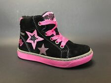 New LELLI KELLY Toddler Kids Girls LEATHER Shoes with Zipper Size 9 USA/ 26 EURO
