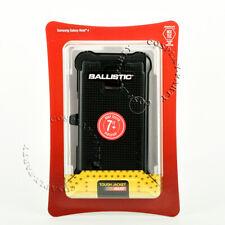 Ballistic Tough Jacket MAXX Samsung Galaxy Note 4 Case w/Holster Belt Clip Black