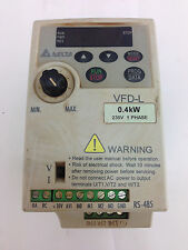 DELTA ELECTRONICS	VFD004L21B	Compact and Panel-Installation Drives
