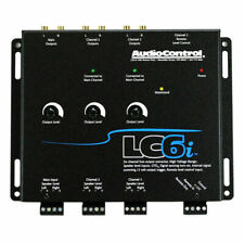 New AudioControl Lc6i 6 Channel Stereo Line Output Converter Internal Summing