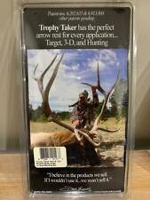 Trophy Taker - Arrow Rest #1309 - Rh Camo Shakey Hunter w/Short Mounting Bar