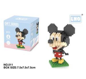 Disney Mickey Mouse 230pcs Nano Blocks