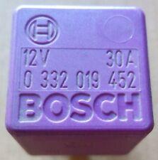 RELE BOSCH 0332019452
