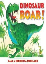 Dinosaur Roar! PB,Paul & Henrietta Stickland,Paul Stickland