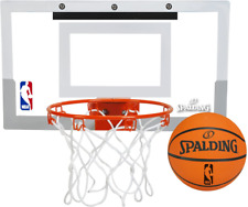 Spalding Nba Slam Jam Over Door Mini Basketball Hoop Home Overthedoor Play Game