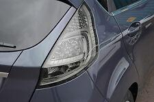 Affumicato Posteriore / POSTERIORE LED TAIL LUCI LAMPADE PER FORD FIESTA 2008-2012 (3 e 5 porte)