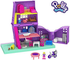 Polly Pocket Pollyville House Kid Toy Gift