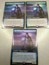 SNAPCASTER MAGE *FOIL* TOPPER x 3 ENG - MTG ULTIMATE MASTERS MINT