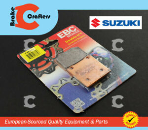 FOR 1997 - 2003 SUZUKI TL 1000 TL100 R/S - REAR EBC HH RATED SINTERED BRAKE PADS
