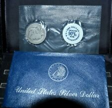 1889-P GSA $1 MORGAN SILVER DOLLAR ✪ SOFT-PACK ✪ CIRC GOOD L@@K NOW ◢TRUSTED◣