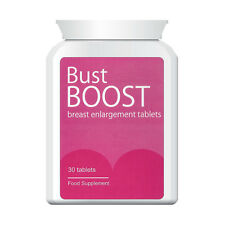 BUST BOOST BREAST ENLARGEMENT IN 30 DAYS!! BUST ENHANCE PILL!!
