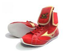 Boxing Shoes Ef type Ecsaine Original color Red x gold 21Gx154000 Mizuno Japan