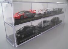 Modello di auto-da collezione-vetrina DISPLAY CASE Greenlight 1:64 OVP NUOVO