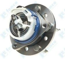 New Wheel Bearing and Hub Assembly Front FVP WH513137