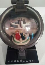 Pizza Hut Star Wars Coruscant Planet Toy Action Globe Vintage 1999