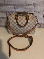 Louis Vuitton Bandouliere Speedy 25 Damier Azur bag