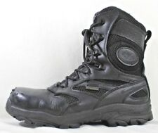 Thorogood Men's Work Boots Size 11M Commando II Black Waterproof 804-6191