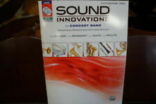 Sound Innovations for Concert Band E Flat Alto Saxophone Book 2