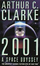 2001: A Space Odyssey,Arthur C. Clarke