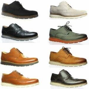 Cole Haan Mens ØriginalGrand Wingtip Oxford Dress Shoe