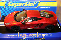Slot SCX Scalextric Superslot H3396 McLaren MP4-12C - New