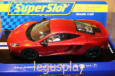 Slot SCX Scalextric Superslot H3396 McLaren MP4-12C - New