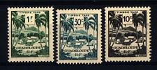 GUADELOUPE - GUADALUPA - 1947 - Segnatasse