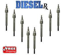 Diesel RX DRX00057 Glow Plugs Set of 8 for 06-11 Chevy GMC Duramax 6.6L Diesel