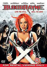 Bloodrayne (DVD, 2008)