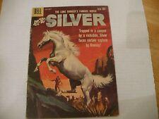 HI-YO SILVER-THE LONE RANGER'S FAMOUS HORSE #35 (2.0 GD) DELL JUL-SEP 1960