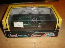Jouef évolution 1/43  Triumph TR3A  open cabriolet green     MIB (16-014)
