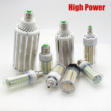 Ultra Bright Dimmable LED Corn Lights Bulb E27 E26 E12 G9 E14 B22 E40 Bulbs New