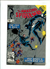 AMAZING SPIDER-MAN #265 (9.2) AFTER THE FOX!! 1992