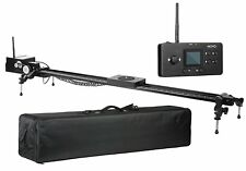 Movo Motorized Slider System w/Wireless Controller & Live Video / Timelapse Mode