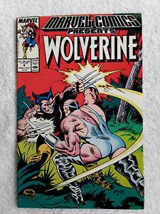 Marvel Comics Presents #4 (Early Oct 1988, Marvel) VG 4.0