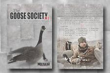 MOLT GEAR BAD GRAMMER GOOSE SOCIETY III  GOOSE CALL  DVD NEW !!!