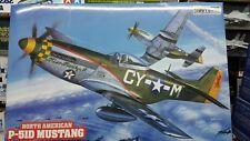 Doyusha 1/32 North American P-51D Mustang Model Aircraft Kit