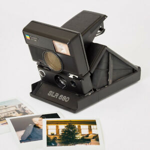Polaroid 680 SLR (Tested and works)