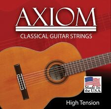Axiom Nylon Guitar Strings Classical Made in USA
