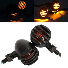 New listing Bullet Turn Signal Amber Tail Light For Suzuki Boulevard C50 C90 M109R S40 S50