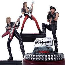 Judas Priest Collectibles: 2006 KnuckleBonz Rock Iconz Statues Set of 3 Figures