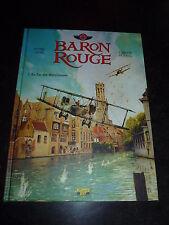 Puerta - Veys - Baron Rouge 1 - Le bal des mitrailleuses - Zéphyr BD